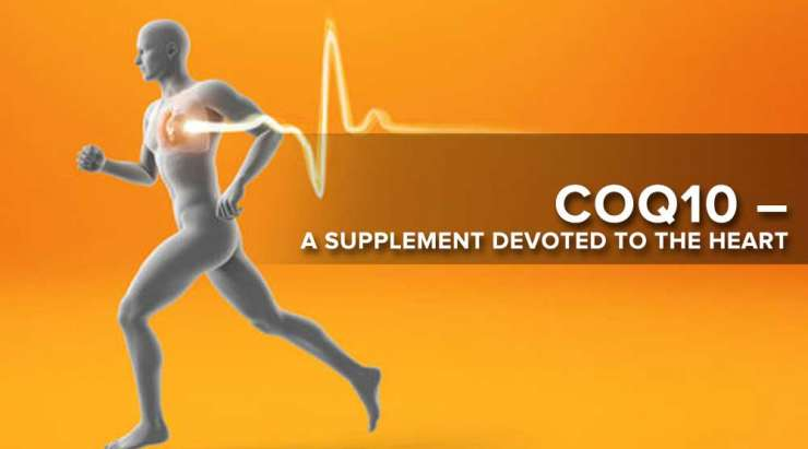 CoQ10 and its Health Benefits